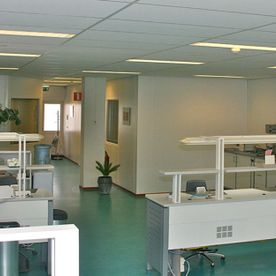 modern laboratorium